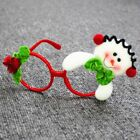 1X Christmas Spectacle Frame Glasses Xmas Decoration Children Kids Accessories