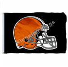 Cleveland Browns Flag 3X5FT Polyester NFL Banner  Free Shipping In The USA