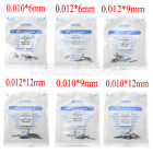6 Types Pro Dental Orthodontic Closed Coil Spring with Constant Force AZDENT