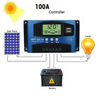 40/50/60/100A MPPT Solar Panel Regulator Laderegler 12 V/24 V Autofokus Tracking