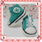 NEW Tennis CONVERSE Baby sneakers shoes slippers JADE CROCHE
