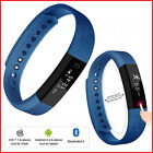 Smart Bluetooth Fitness Activity Tracker Sports Watch Pedometer Wristband Fitbit