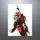 Baker Mayfield Cleveland Browns Poster FREE US SHIPPING $14.99 USD on eBay