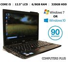Lenovo X230, Core i5, Convertible Touch Tablet Laptop, 6/8GB RAM, Win 7/10