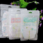 50PCS Plastic packaging retail display hanging bags pouch R