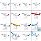 1:400 Scale Concorde Plane Model Airplane Diecast Aircraft Aeroplane Toys Gifts £7.39  on eBay