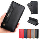 For Iphone 12 Pro Xs Max Xr 7 8+ Leather Flip Card Slot Stand Wallet Case Cover