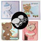 Внешний вид - Bear Design Carbon Steel Cutting Dies Mold Embossing Stencils DIY Scrapbook Die