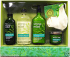 1 BATH BODY WORKS AROMATHERAPY LARGE CREAM LOTION WASH OIL GIFT BOX SET U CHOOSE