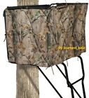 Camo Universal Hunting Tree Stand Skirt Seat Blind Ladder Treestand Game Deer