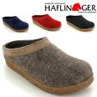 Haflinger Grizzly Torben Wool Felt Clogs All Colors And Sizes