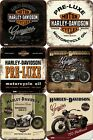 Licenced Harley Davidson Metal Coaster $6.95 AUD on eBay