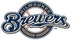"Milwaukee Brewers MLB Color Die Cut Vinyl Decal Sticker - You Choose Size 2""-50"" on Ebay"
