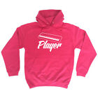 Music Band Hoodie Hoody Funny Novelty hooded Top - Keyboard Player