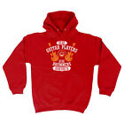 Music Band Hoodie Hoody Funny Novelty hooded Top - God Made Guitar Players