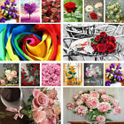 Внешний вид - DIY Paint By Numbers Kit Digital Oil Painting On Canvas Home Wall Decor Flowers