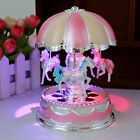 FixedPrice for girls music box merry-go-round led 6 7 8 9 10 11 year old kid birthd