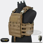TMC Tactical Vest NCPC Plate Carrier CP Style CORDURA Paintball 2016VER HuntingChest Rigs & Tactical Vests - 177891