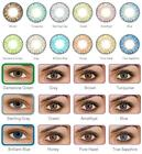 Vibrant Color Contacts Eye Lenses Colorblends Cosmetic Makeup Lens LAST 2 YEARS
