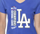 Los Angeles Dodgers 2018 National League Champions Womens Graphic T Shirt on Ebay