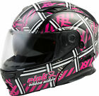 GMAX MD-01 Pink Ribbon Riders Helmet