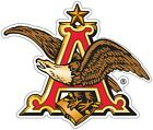 Anheuser Busch Beer Color Die Cut Vinyl Decal Sticker - You Choose Size