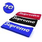 SUPREME HEADBAND New Era 2014 RED & BLACK BLUE All Colors NWT FAST SHIPPING!