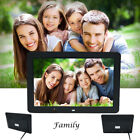 12 Inch Digital Picture Frame Electronic Photo Frame With Motion Sensor And High