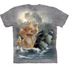 Krakitten T-Shirt by The Mountain Kracken Kitten--Brand New---