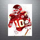 Tyreek Hill Kansas City Chiefs Poster FREE US SHIPPING $15.0 USD on eBay