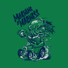 HP LOVECRAFT Cthulhu Madness Monster Mythos Miskatonic Rat Fink Men T-Shirt M-2X