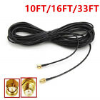 Kyпить 3M/5M/10M SMA Male to Female Wifi Antenna Connector Extension Cable на еВаy.соm