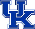 University of Kentucky Wildcats Color Vinyl Decal Sticker - You Choose Size