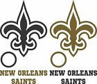 New Orleans Saints Set of 8 Vinyl Cornhole Decals Stickers - Free Window Decals $27.88 USD on eBay