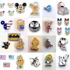 Buy 3,Get 2! CARTOON CHARACTER Floating Charms for Living Memory Floating Locket