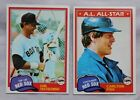 1981 Topps Boston Red Sox Baseball Card Pick One on Ebay