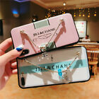 Canvas Chain Bracelet Soft TPU Case Cover For iPhone XS Max XR X 8 7 6 6s Plus