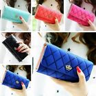 Kyпить Lady Women Fashion Hasp Wallet Long Purse Clutch Crown Card Holder Handbag Bag на еВаy.соm