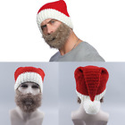 Christmas Windproof Ski Mask Warm Knitted Beanie Hat Unisex Winter Xmas Ski Hat