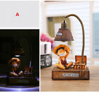 Anime One Piece Chopper Luffy Ruffy Manga Figur Lampe Nachtlight Tischleuchte wm