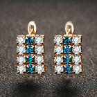 e8a Pearl Drop Earrings for women girls brides bridesmaids wedding, many colours