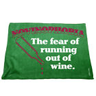 Kitchen Cooking Tea Towels - Novinophobia Fear Of Running Out Of Wine - Cooking