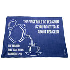 Kitchen Cooking Tea Towels - First Rule Of Tea Club - Cooking Cleaning