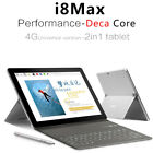 i8 Max 2.1GHz 4GB+64G Android7.1 10.1'' 1920 x 1200 Resolution Tablet Set Lot NE