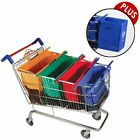 NEW Shopping Trolley Bags PLUS Xtra Bag Vibe Reusable Eco-Friendly Supermarket