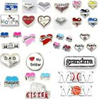 Buy 3, Get 2! FAMILY Floating Charms ~41 STYLES~  for Living Memory Locket