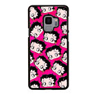 BETTY BOOP FACE COLLAGE Samsung Galaxy S5 S6 S7 Edge S8 S9 Plus Case $15.9 USD on eBay