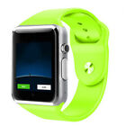 A1 Bluetooth Smart Watch Sport Camera Sleep Monitor Phone Wristwatch For Android