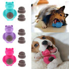 Durable Tooth Cleaning Pet Toys Plastic Bite Resistant Safe Pet Chew Toy