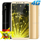Cheap 4g Android Mobile Smart Phones 3+32gb Dual Cams Sim Unlocked Phablet 4core